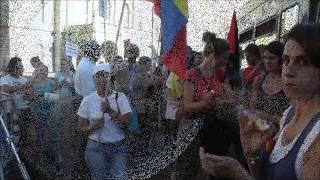 Solidaridad desde Suiza con el paro agrario en Colombia - 04/09/2013