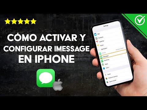 Cómo Activar y Configurar iMessage en mi iPhone, iPad e iPod si da un Error