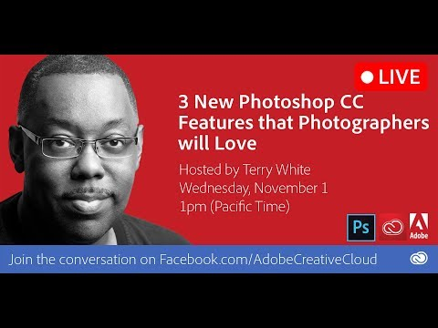 3 New Photoshop CC Features that Photographers Will Love
