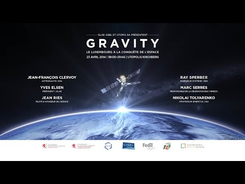 Gravity Night Luxembourg - with Glae asbl & Utopolis