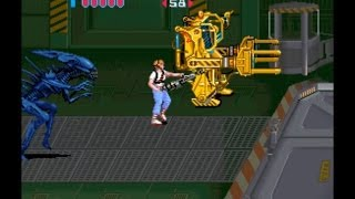 Aliens Arcade Game (Konami)