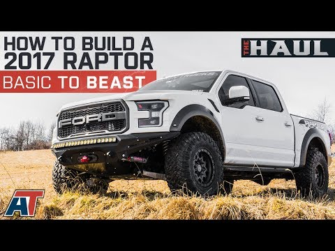 Building Justin's 2017 Ford Raptor From Stock To Badass | 35