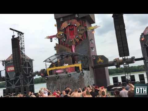 KSHMR & Tigerlily - Invisible Children (Act of Rage & Coone Bootleg) @ Dominator 2017