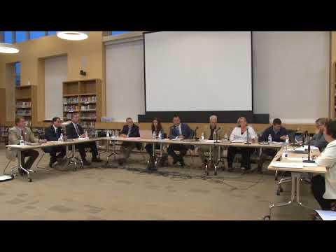 Peabody School Committee Meeting: August 29,2017