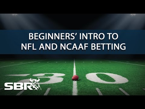 NFL & College Football Betting For Beginners: Intro