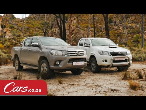 New Hilux Vs Old Hilux - An Expert's Opinion On What's Changed