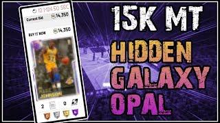 THE 15K MT *HIDDEN* GALAXY OPAL EXPOSES A FULL GALAXY OPAL TEAM! GET HIM NOW! NBA 2k19 MyTEAM
