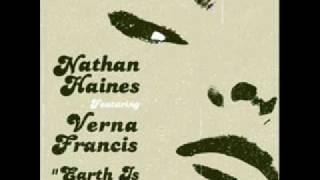 Nathan Haines feat. Verna Francis - Earth Is The Place (Restless Soul Peaktime Mix)