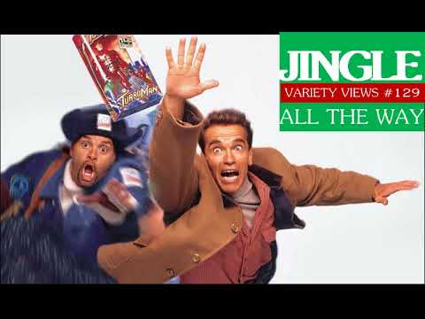 Jingle All The Way (1996) Movie Review | Star. Arnold Schwarzenegger & Sinbad | Dir. Brian Levant
