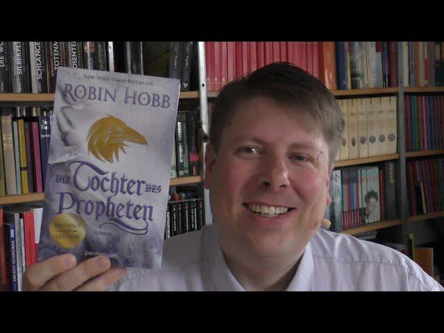 Die Tochter des Propheten - Kind der Weitseher-Saga 2 - Robin Hobb - Fantasy