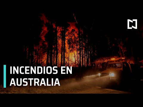 Australia sigue en emergencia por los incendios forestales - Por las Mañanas