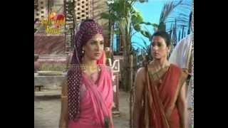 On Location of TV serial 'Mahadev' New look of Parvati