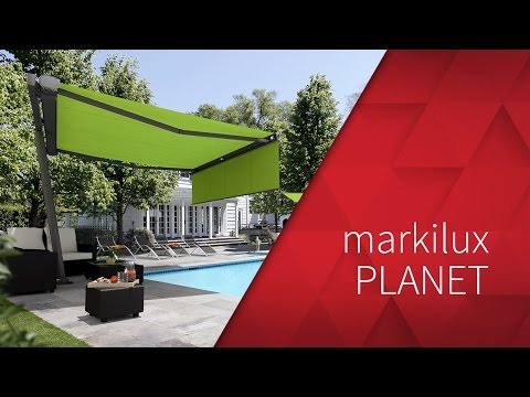 markilux awnings: PLANET  - product video