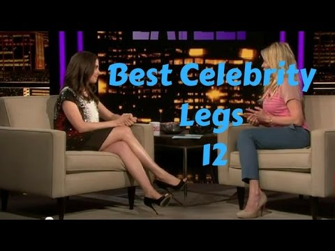 Best Celebrity Legs 12  Sarah Shahi, Nancy Travis, Alison Brie and more