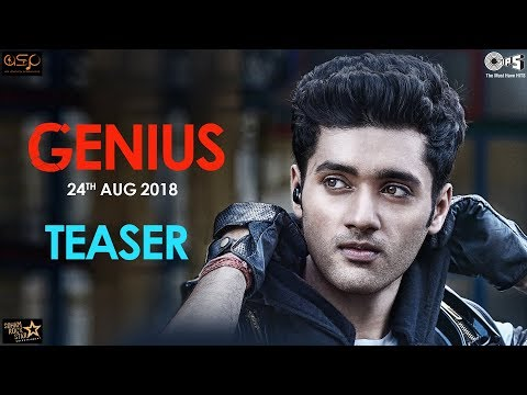 Genius Official Teaser - Utkarsh Sharma, Ishita Chauhan, Anil Sharma