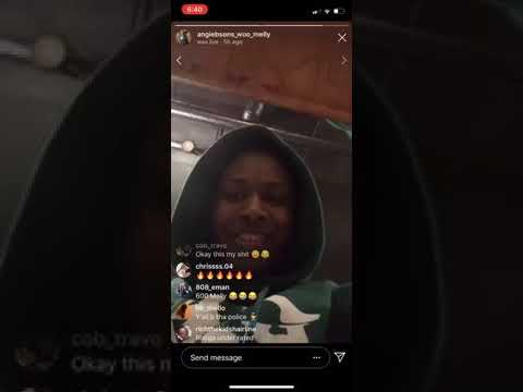 """THF Bayzoo Joins 051 Melly's Live & Melly Starts Listening To FBG Duck & Rooga's """"exposin Me"""" Remix"""