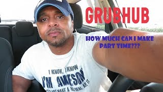 Grubhub Review | Can You Make Money Part Time