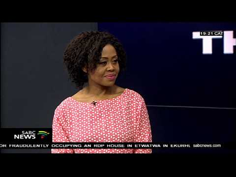 Redi Tlhabi tackles 'fake news' in today's episode of 'UNFILTERED'
