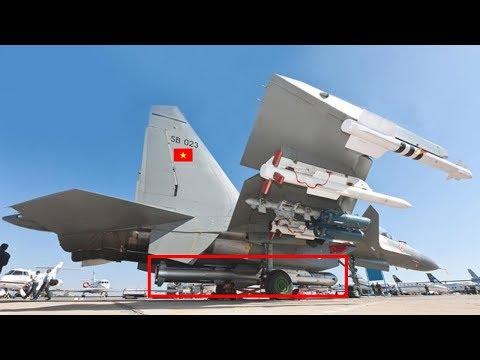 Máy bay Su-30 Việt Nam trang bị khí tài mới mạnh hơn AIM-120A Mỹ