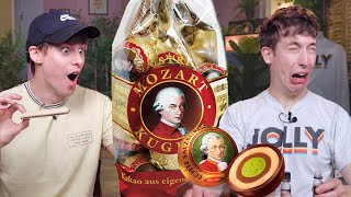 Mozart-Level GENIUS Austrian Snacks!!