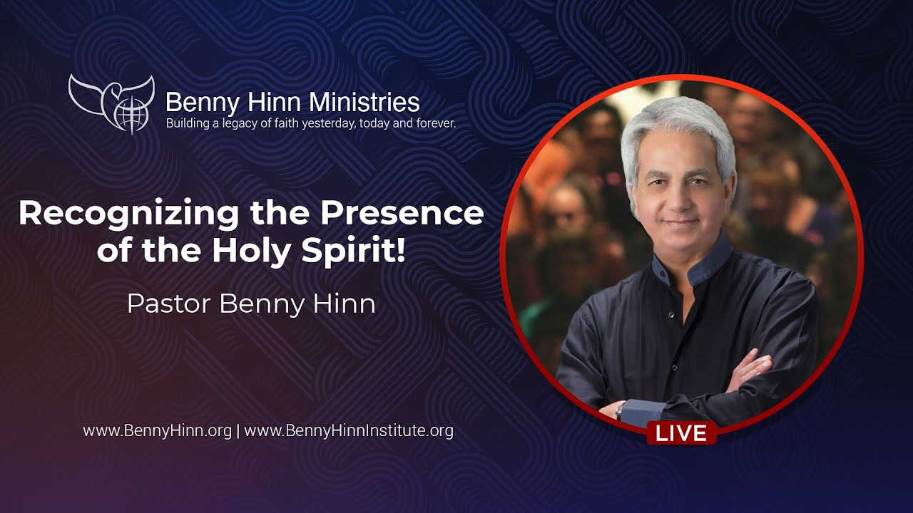 Download Recognizing the Presence of the Holy Spirit!