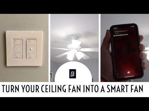 Lutron Caséta Smart Fan Control Review