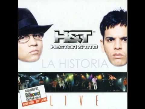 Hector & Tito FT Divino - Esta Noche De Travesura [By: GhostDarky]