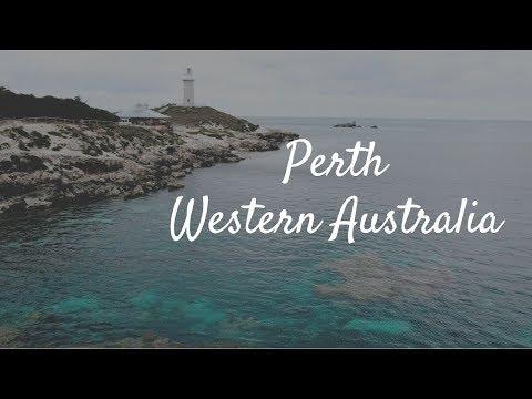 GO TO WESTERN AUSTRALIA (PERTH TRAVEL VLOG)