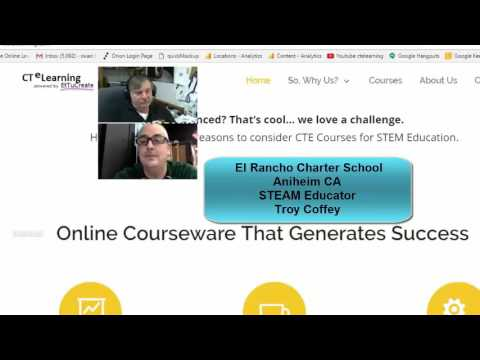 Middle School STEM Program with Industry Certificates - El Rancho Charter School