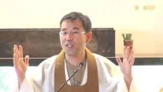 Blessings and Wisdom: Won Buddhism Dharma Talk by Rev. Dosung Yoo
