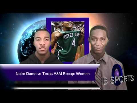 2011 NCAA Basketball Mens and Womens Championship Game Recap