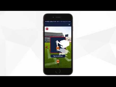 Rebel Rewards Augmented Reality Game