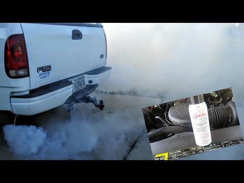 Seafoam Spray - Impressive Engine Cleaner!