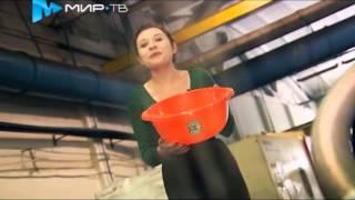 Уму непостижимо Тазики(В программе наглядно показано производство изделий из пластмассы на заводе