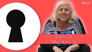 KROZ KLJUČAONICU Zorica Marković  otvorila vrata svog doma i po prvi put pokazala svoju vilu