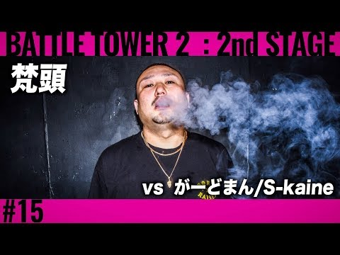 vs  & S-kain/BATTLE TOWER 2nd STAGE #15