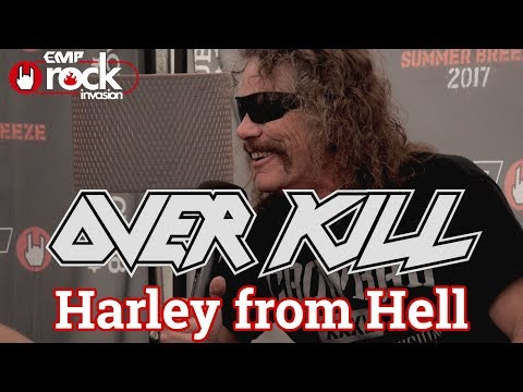 Overkill - Harley From Hell