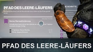 Destiny: Guide: Pfad des Leere Läufers