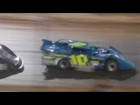 Late model A Feature - Lucas Oil Speedway 8/18/18
