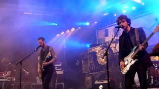 De Staat - Psycho Disco - Live - 17-06-2011 in Den Haag grote Markt nr1