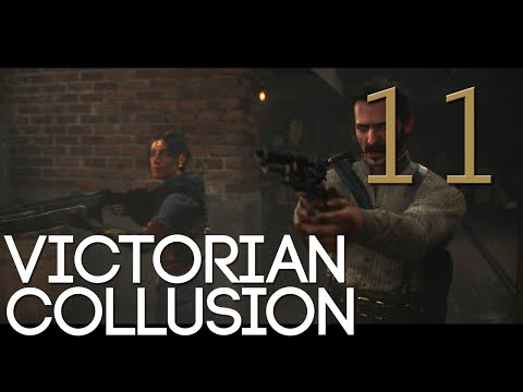 [11] Victorian Collusion (Let's Play The Order: 1886 w/ GaLm) [1080p]