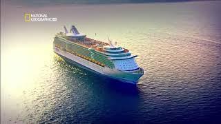 Con tàu biển lớn nhất thế giới | Big Bigger Biggest Cruise Ship