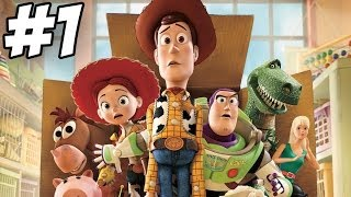 Game | Toy Story 3 The Video Game Walkthrough Part 1 Xbox360 PS3 PC Wii | Toy Story 3 The Video Game Walkthrough Part 1 Xbox360 PS3 PC Wii