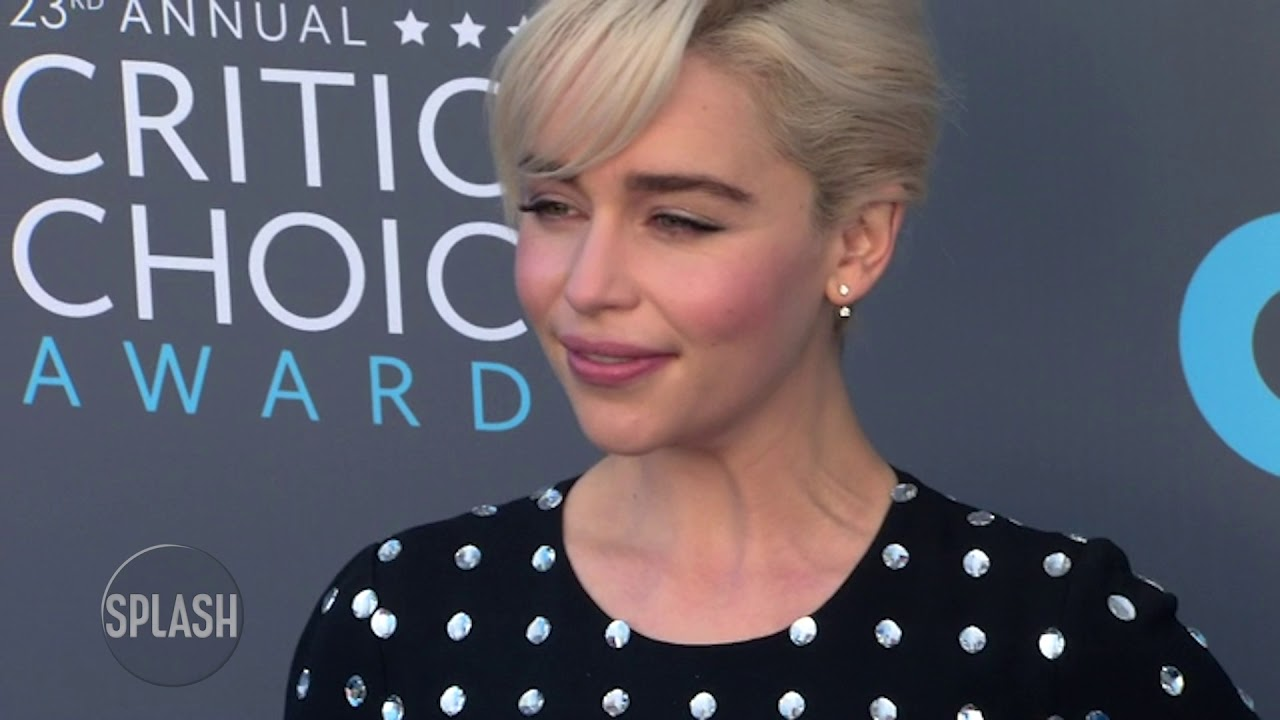 Emilia Clarke 'broke down' on Game of Thrones set | Daily Celebrity News | Splash TV