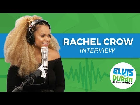 """Rachel Crow on Being Confident and New Single """"Dime"""" 