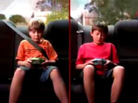 Watermelon Seatbelt Campaign (Australia)
