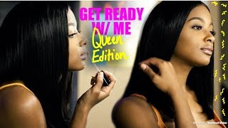 Get Ready With Me New Look | QLQueenLifeHair