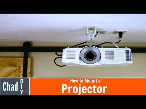 PCMD, LLC  Projector Ceiling Mount Compatible with Optoma