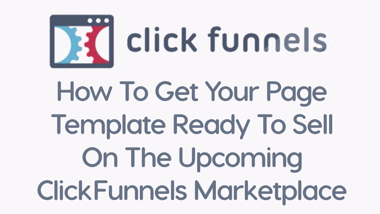 An Unbiased View of Clickfunnels Marketplace