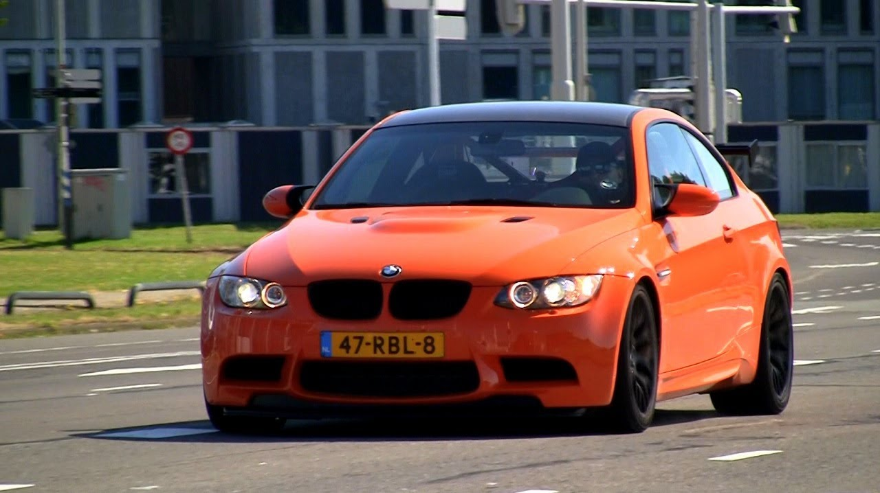 2x Bmw M3 E92 Gts W Akrapovic Exhaust In Action Drift Fail